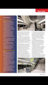 Rail Professional Magazine screenshot 4