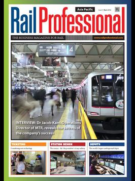 Rail Professional Magazine screenshot 5