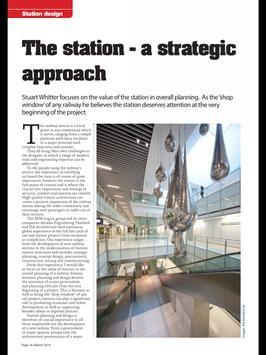Rail Professional Magazine apk screenshot