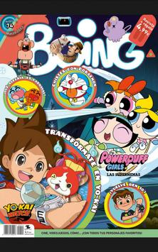 Boing (Revista) screenshot 7