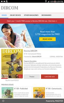 Revista DIRCOM poster