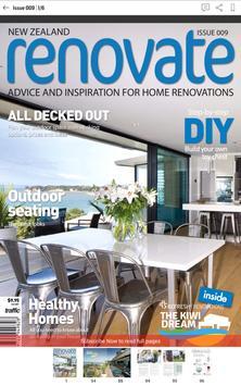 Renovate Magazine New Zealand apk screenshot