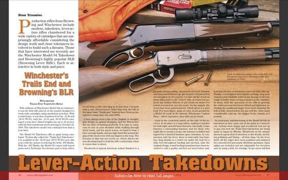 Rifle apk screenshot