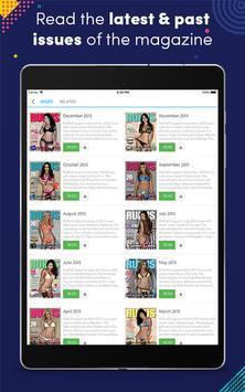 RUKUS magazine apk screenshot