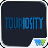 Touriosity Travelmag icon