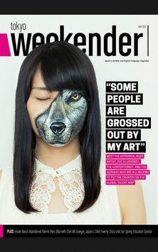 Tokyo Weekender apk screenshot