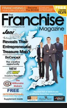 The Franchise Magazine apk screenshot