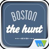 The HUNT Boston icon