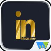 The IN Magazine icon