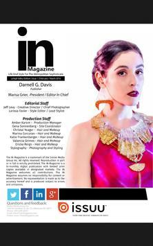 The IN Magazine apk screenshot