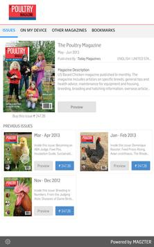 The Poultry Magazine poster