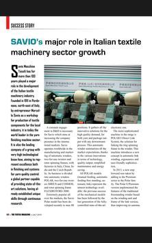 The Textile magazine screenshot 3