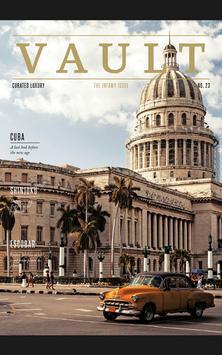 Vault Magazine screenshot 6