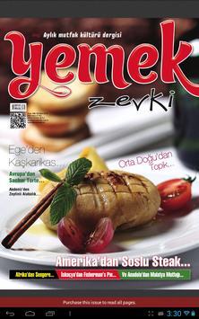 Yemek Zevki apk screenshot