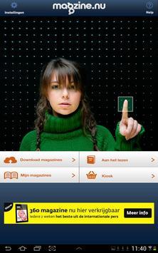 MagZine, De Digitale Kiosk poster
