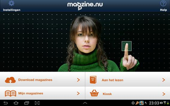 MagZine, De Digitale Kiosk screenshot 2