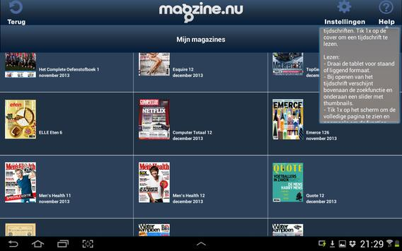 MagZine, De Digitale Kiosk screenshot 3