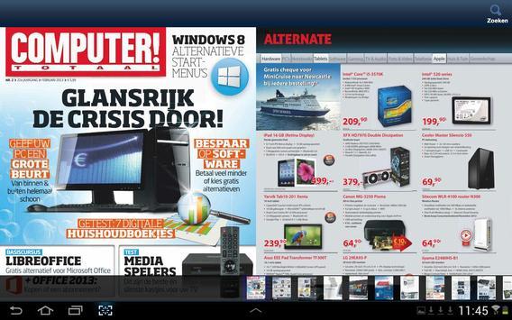 MagZine, De Digitale Kiosk apk screenshot