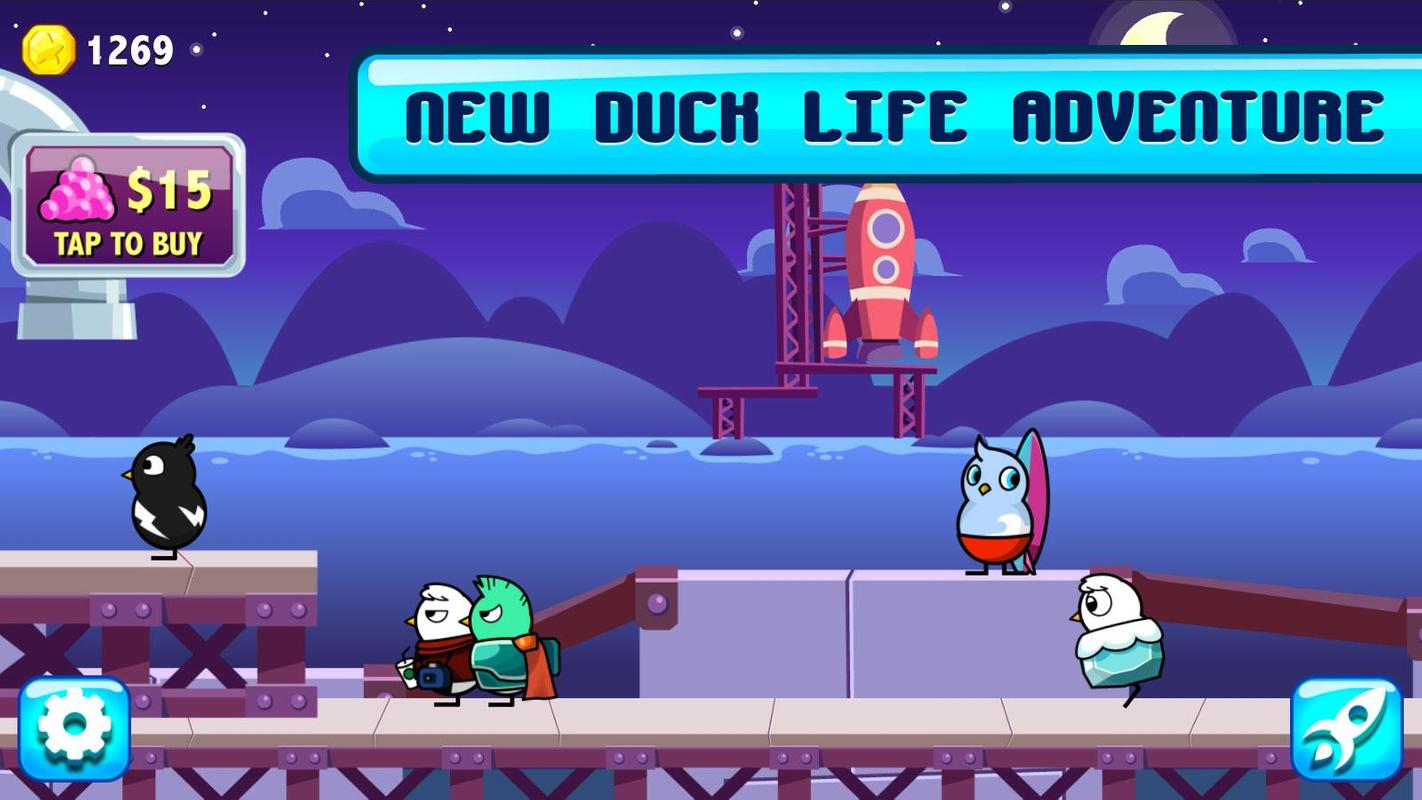 duck life 2 hacked unblocked games