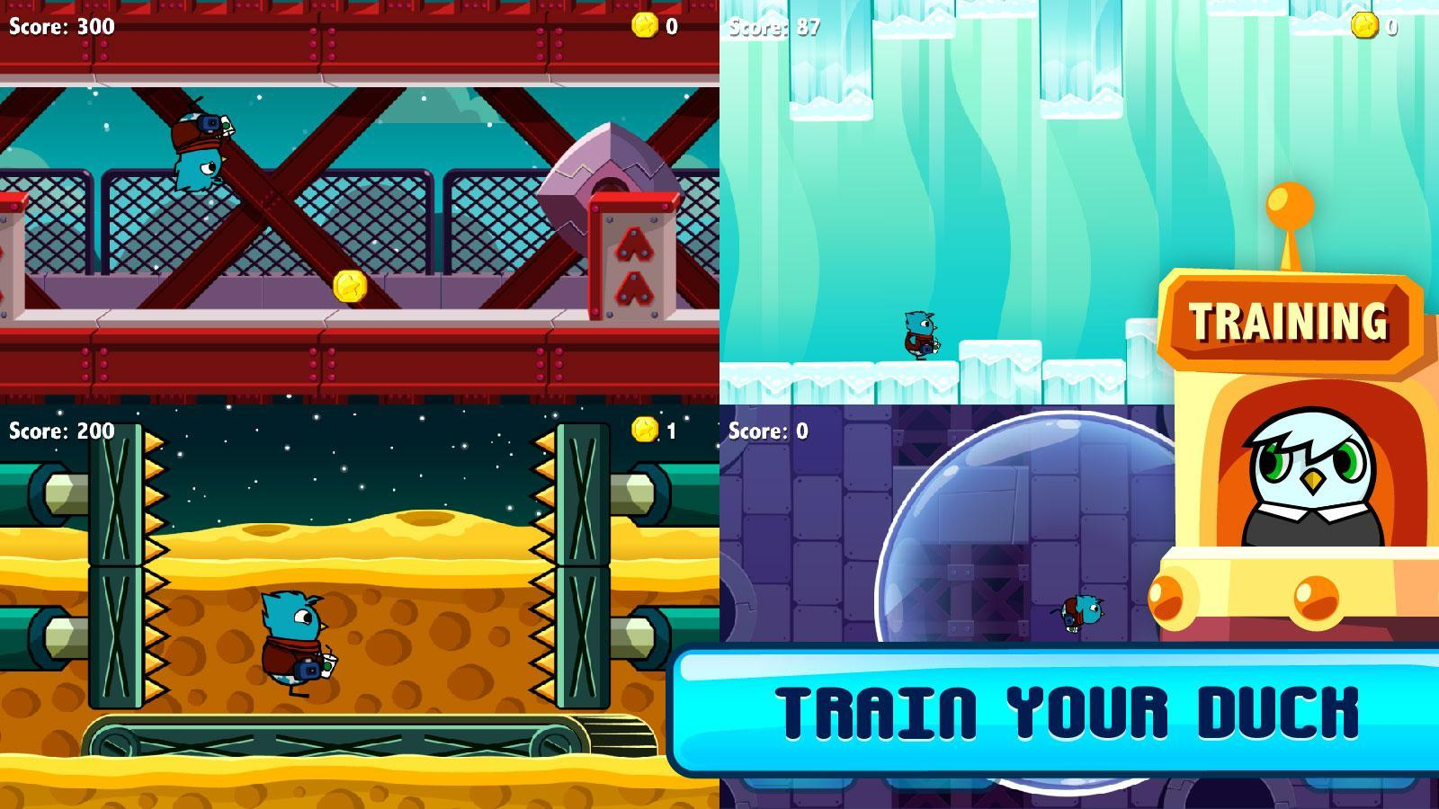 Duck Life: Space Free Beta for Android - APK Download