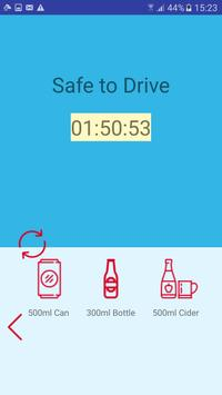 Drink Driving Calculator apk screenshot