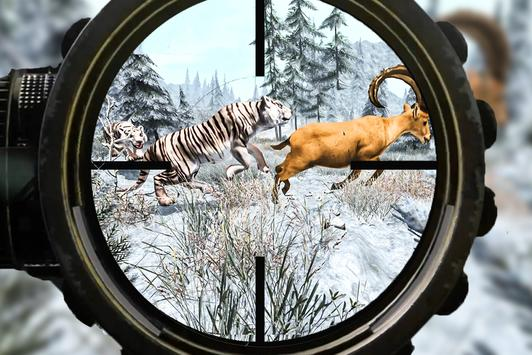 Wild Animals Hunter: Sniper Shooter screenshot 11