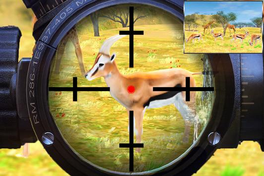 Wild Animals Hunter: Sniper Shooter screenshot 14