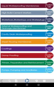 Newton Waterproofing Systems apk screenshot