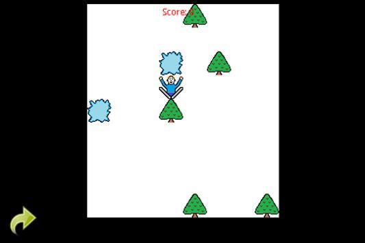BinarySki screenshot 1