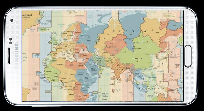 World map time zone apk download free travel local app for world map time zone apk screenshot gumiabroncs Image collections