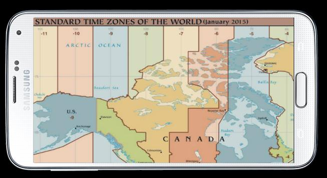 World map time zone descarga apk gratis viajes y guas aplicacin world map time zone captura de pantalla de la apk gumiabroncs Choice Image