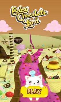 Baby Chocolate Land poster