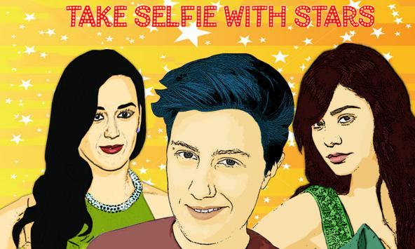 Star Selfie screenshot 2