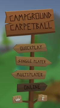 Campground Carpetball screenshot 3