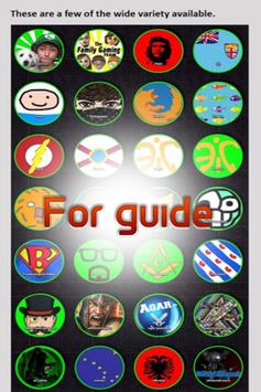 Guide for Agar.io Tips & Skins screenshot 1