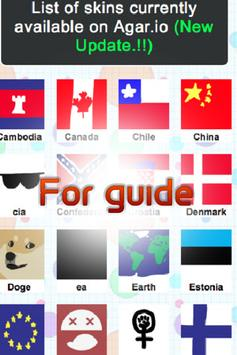 Guide for Agar.io Tips & Skins screenshot 2