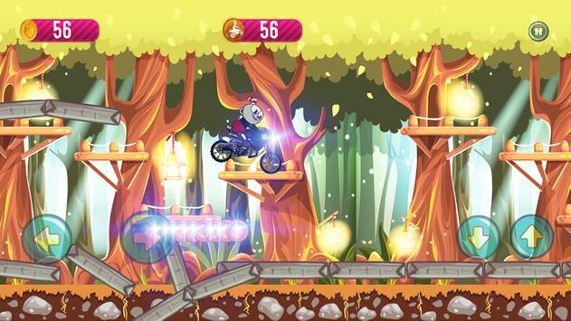 cup head game bike apk screenshot