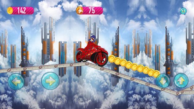 Miraculous Ladybug adventures games poster