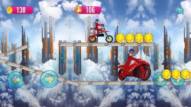 Miraculous Ladybug adventures games screenshot 2