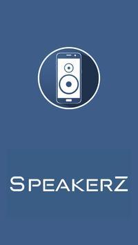 SpeakerZ poster