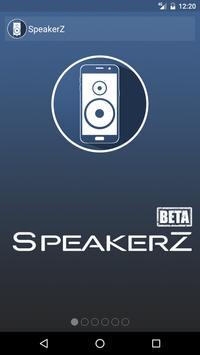 SpeakerZ screenshot 1