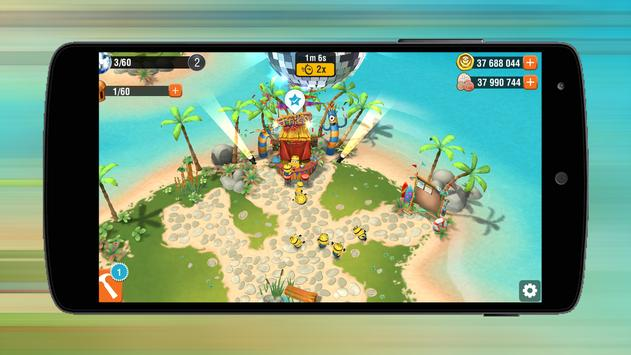 Ltd Minions Paradise 2 apk screenshot