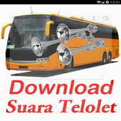 Suara Telolet Klakson Bus icon