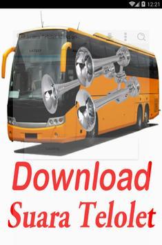 Suara Telolet Klakson Bus screenshot 12