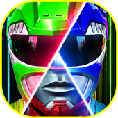 Guide for Power Rangers Galaxy icon