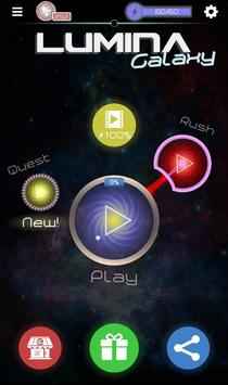 Lumina Galaxy: the Space Puzzle poster