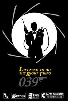 CAPCA Agent39 poster