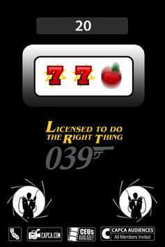 CAPCA Agent39 apk screenshot