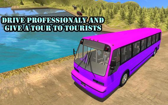 Coach Bus Simulator 2017 apk screenshot