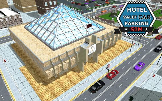 Hotel Valet Car Parking Sim apk screenshot